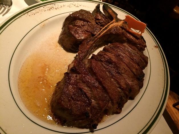 ウルフギャング肉