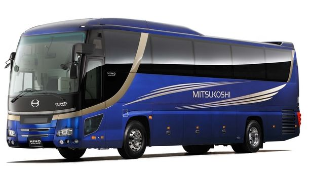 Mitsukoshi bus