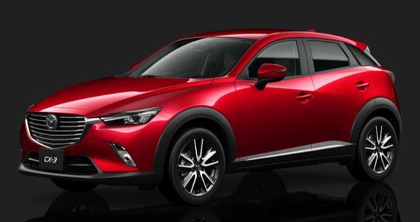 Mazda CX3-1