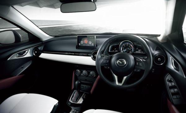 Mazda CX3-2