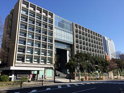 慶応三田キャンパス-s